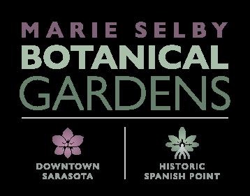 Marie Selby Botanical Garden Logo