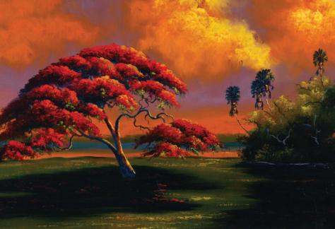 Mary Ann Carroll Painting