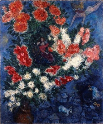 Chagall Exhibit Slated for 2017 at Selby Gardens