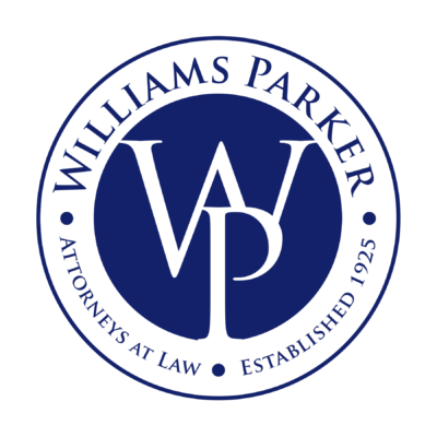 Williams Parker logo seal