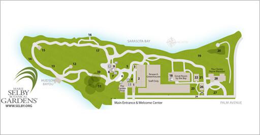 Delicieux Garden Map