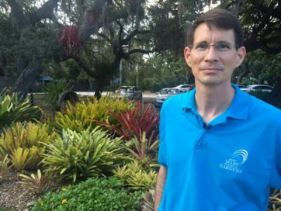 Pest management safety at Selby Gardens